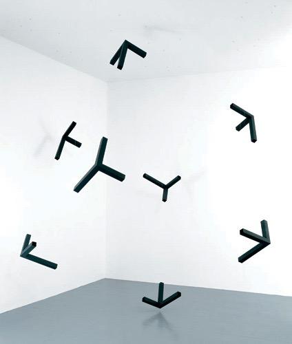 Tom Friedman Open Black Box 2006