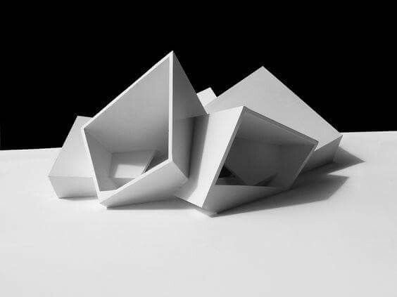 Geometric sculptures10