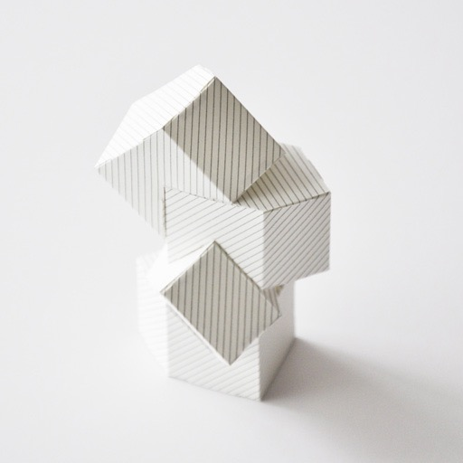 Geometric sculptures3