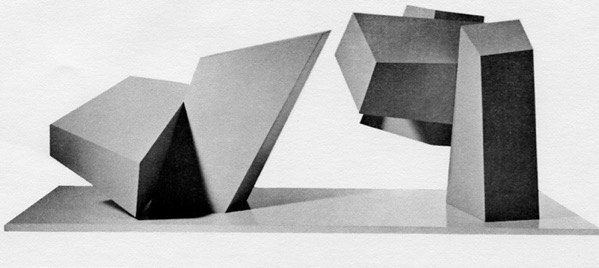 Geometric sculptures4
