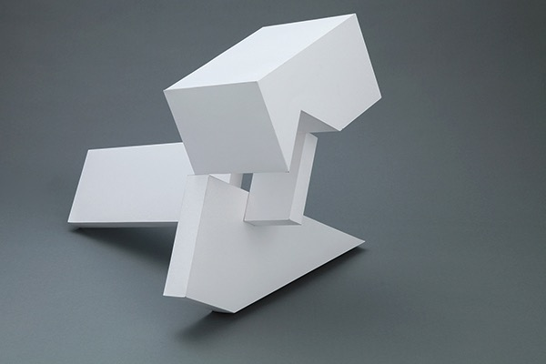 Geometric sculptures7