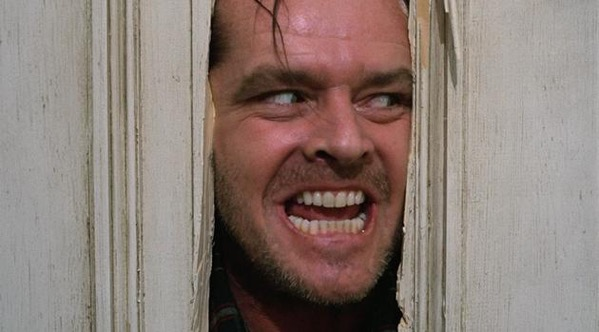 The Shining Close Up