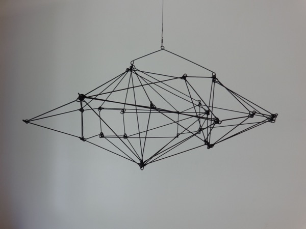 Geometric wire sculpture examples5