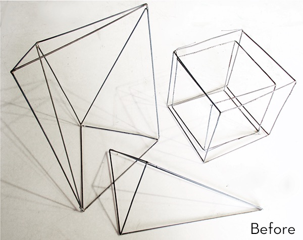 Geometric wire sculpture examples6