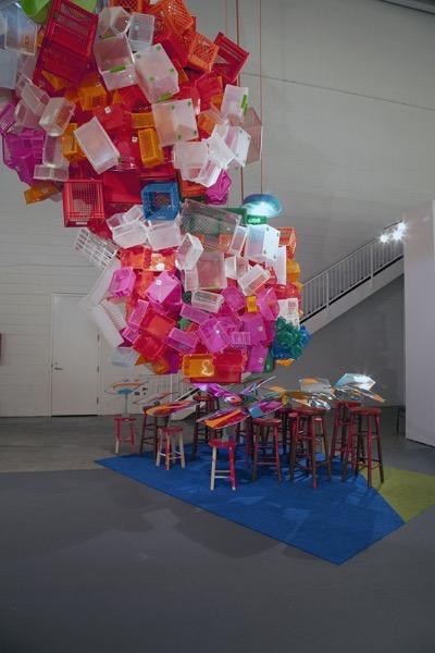 Color SculptureJessicaStockholder