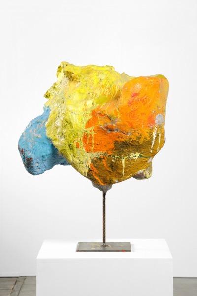 Color Sculpturefranz west almine rech gallery