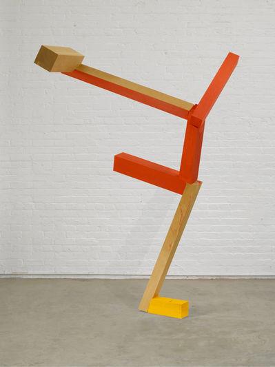 Joel Shapiro Sculpture21
