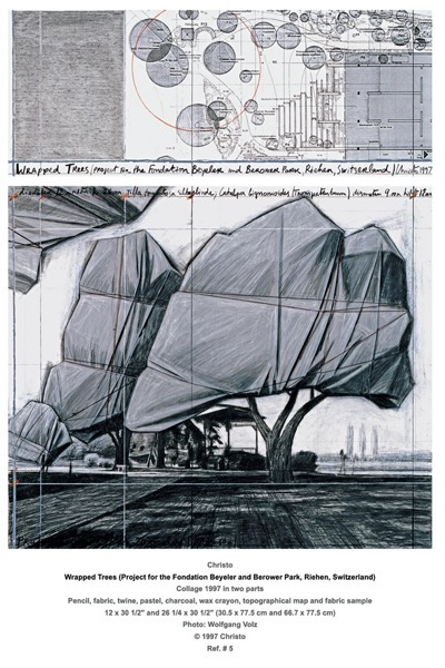 Christo Wrapped big1