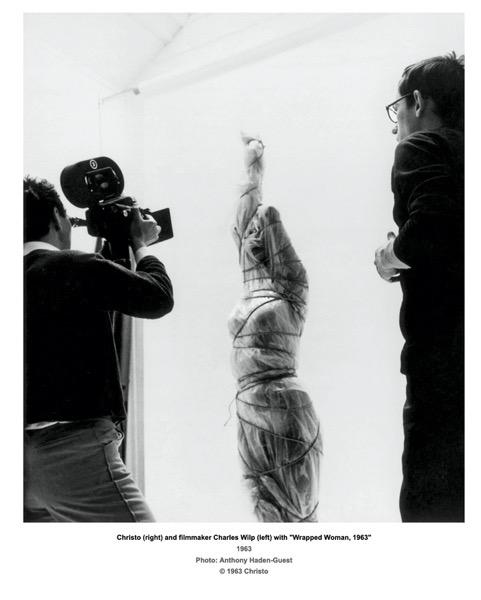 Christo Wrapped11