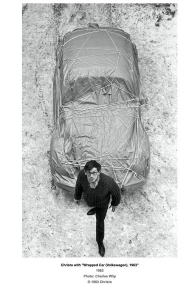 Christo Wrapped14