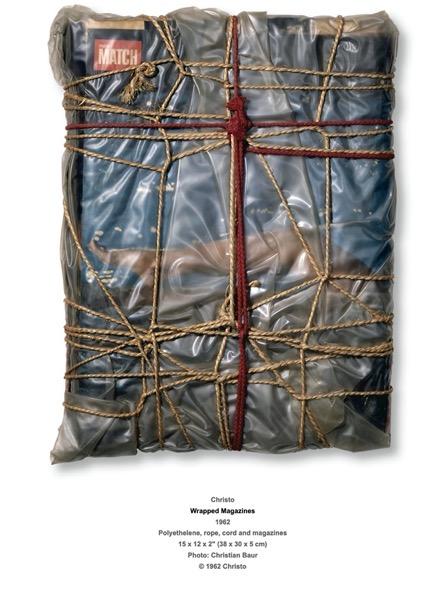 Christo Wrapped7