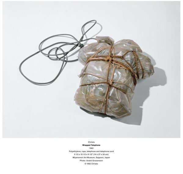 Christo Wrapped8